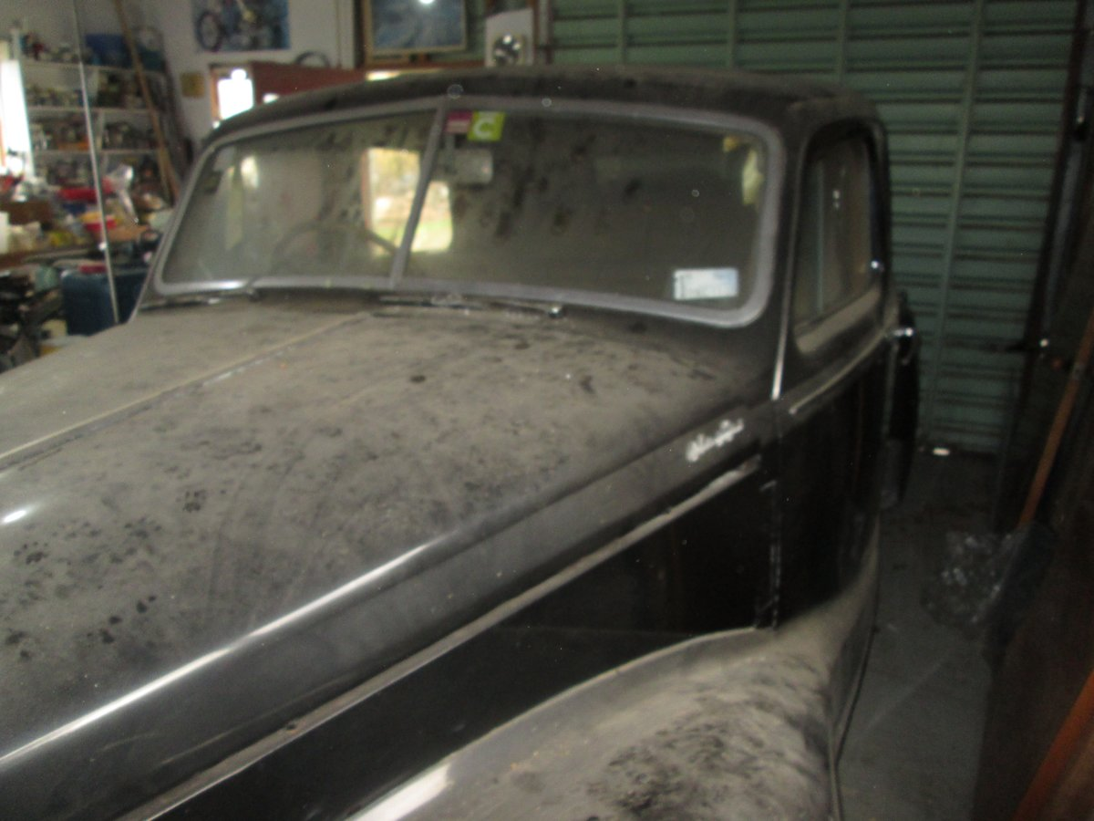 1952 Austin Sheerline Rust free. For Sale (picture 4 of 5)