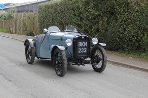 1944 Austin Seven Ulster Replica - Rod Yates Ali Body, Running In