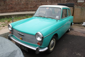 Project 1961 Austin A40 Farina one owner from new SOLD