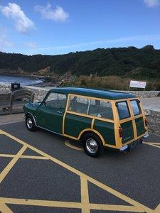 1966 1 previous owner Austin Mini Countryman woody