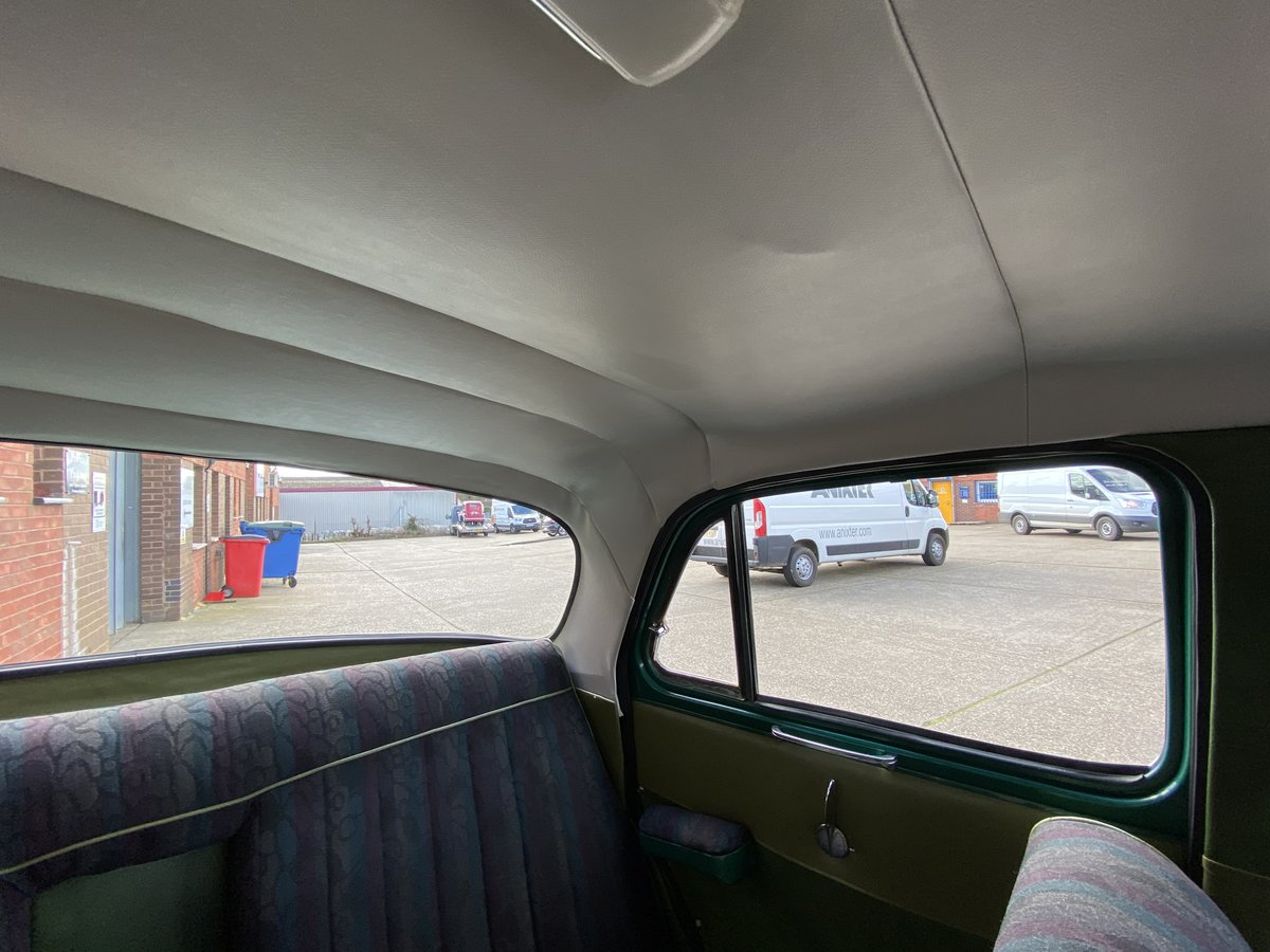 1957 Austin A95 Westminster, manual overdrive, 48000 miles For Sale (picture 6 of 6)