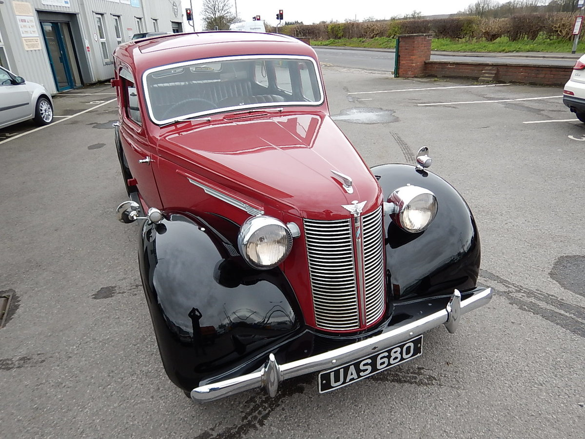 1948 AUSTIN 16 Sliding Head Saloon ~  SOLD (picture 2 of 6)