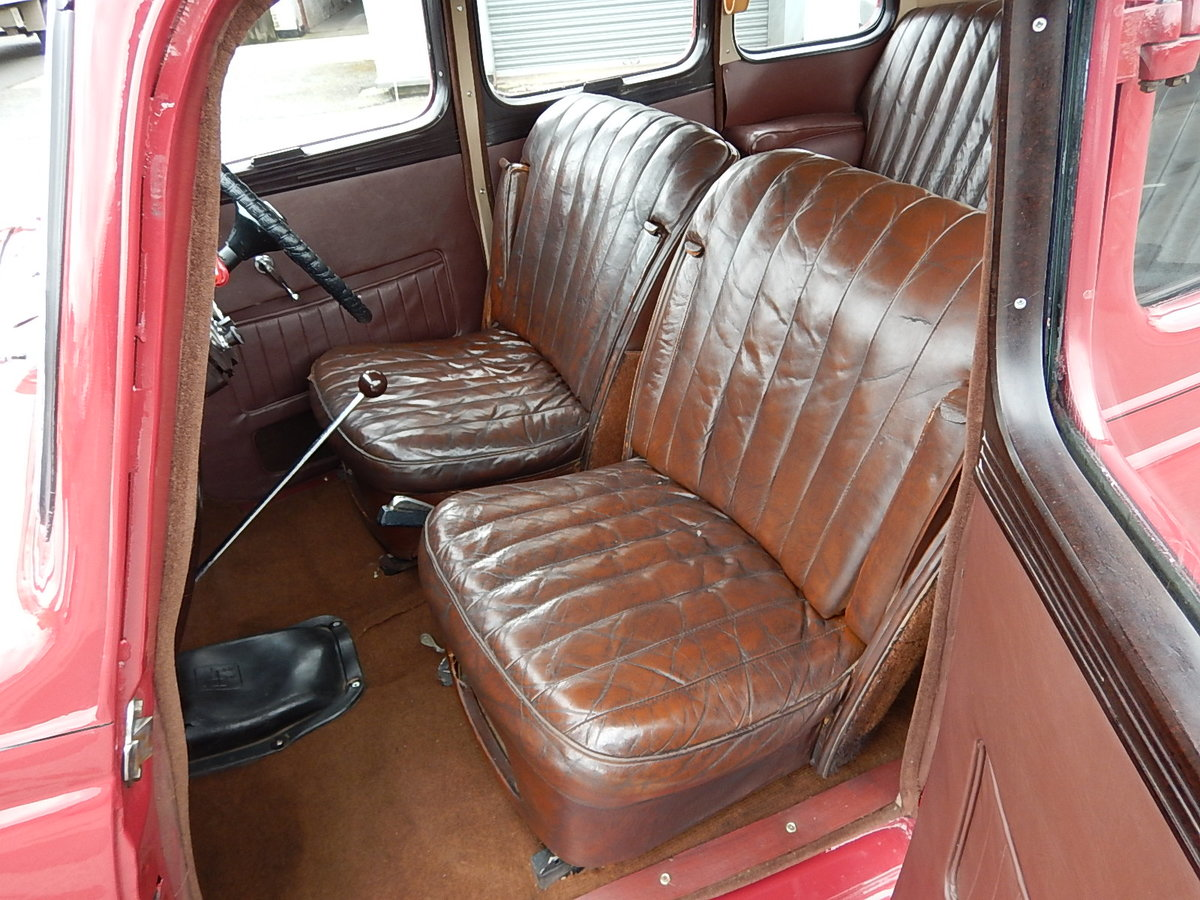 1948 AUSTIN 16 Sliding Head Saloon ~  SOLD (picture 5 of 6)
