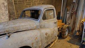 1952 Austin hampshire ute