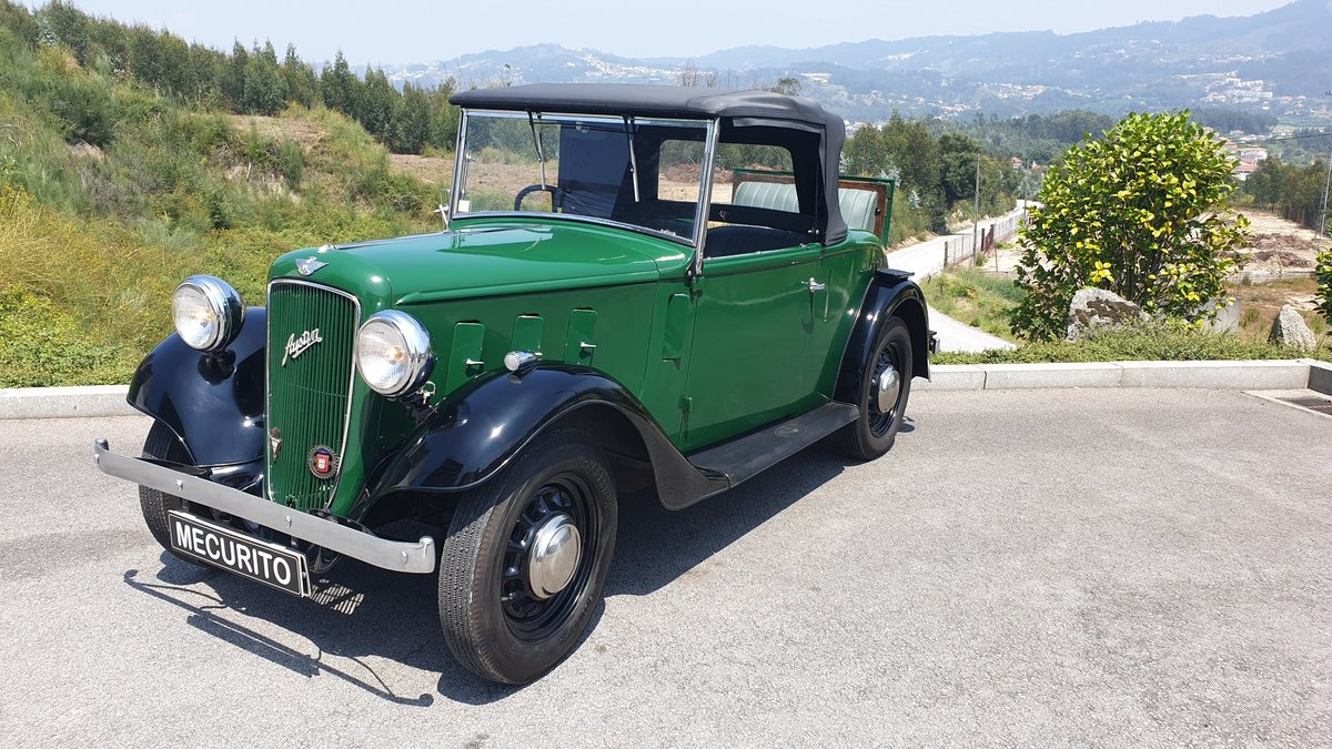 Austin Ten - 1937 For Sale (picture 1 of 6)