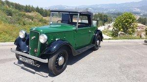 Austin Ten - 1937