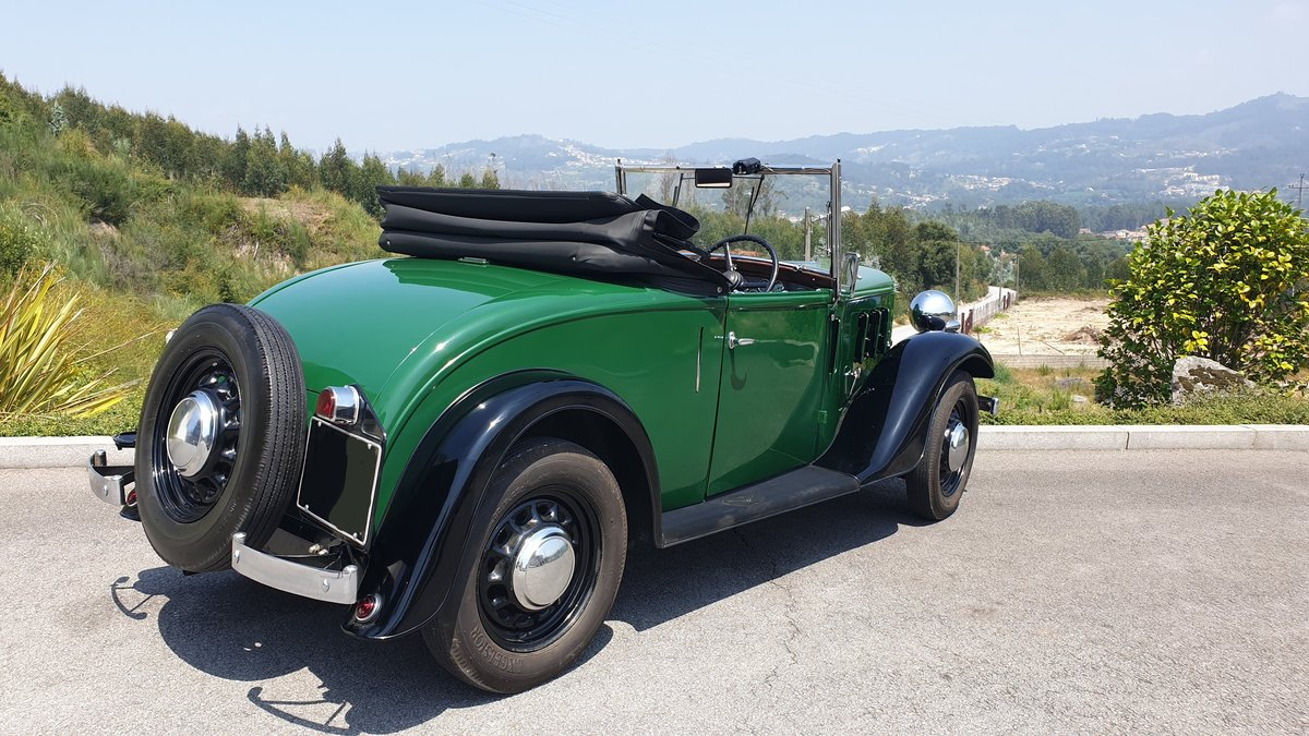 Austin Ten - 1937 For Sale (picture 5 of 6)