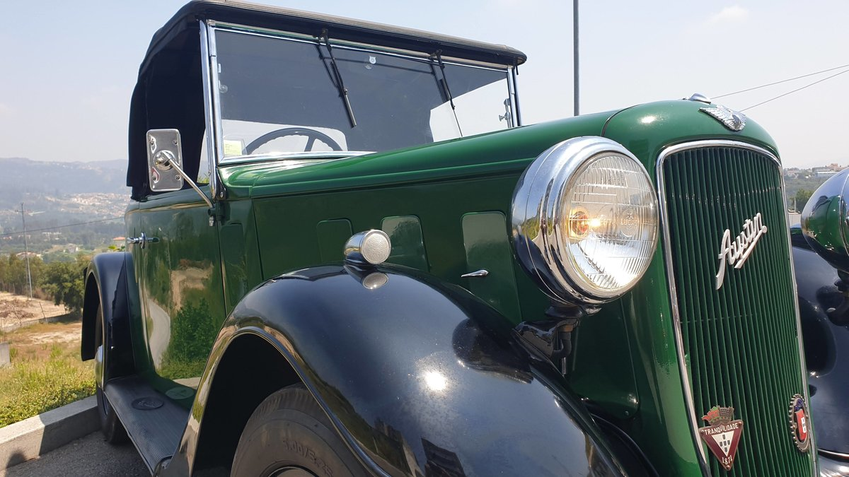 Austin Ten - 1937 For Sale (picture 6 of 6)