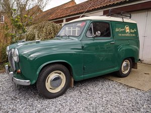 1966 Austin A35 Van - the ultimate Q car!