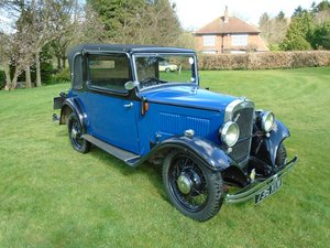 Picture of 1934 Austin 10/4 Colwyn  SOLD