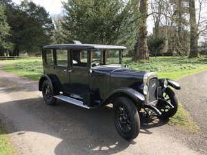 1929 Austin 12/4 Burnham Saloon - Excellent Example SOLD