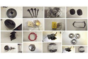AUSTIN 7 parts and memorabilia for sale