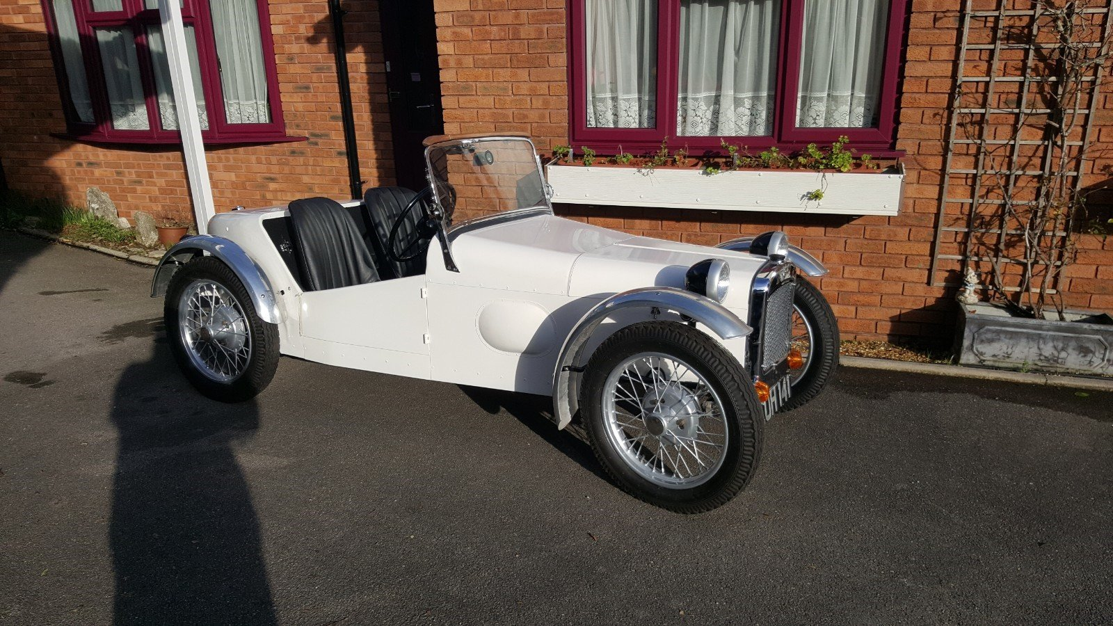 1938 2 Seater Sports Special . SOLD (picture 1 of 4)