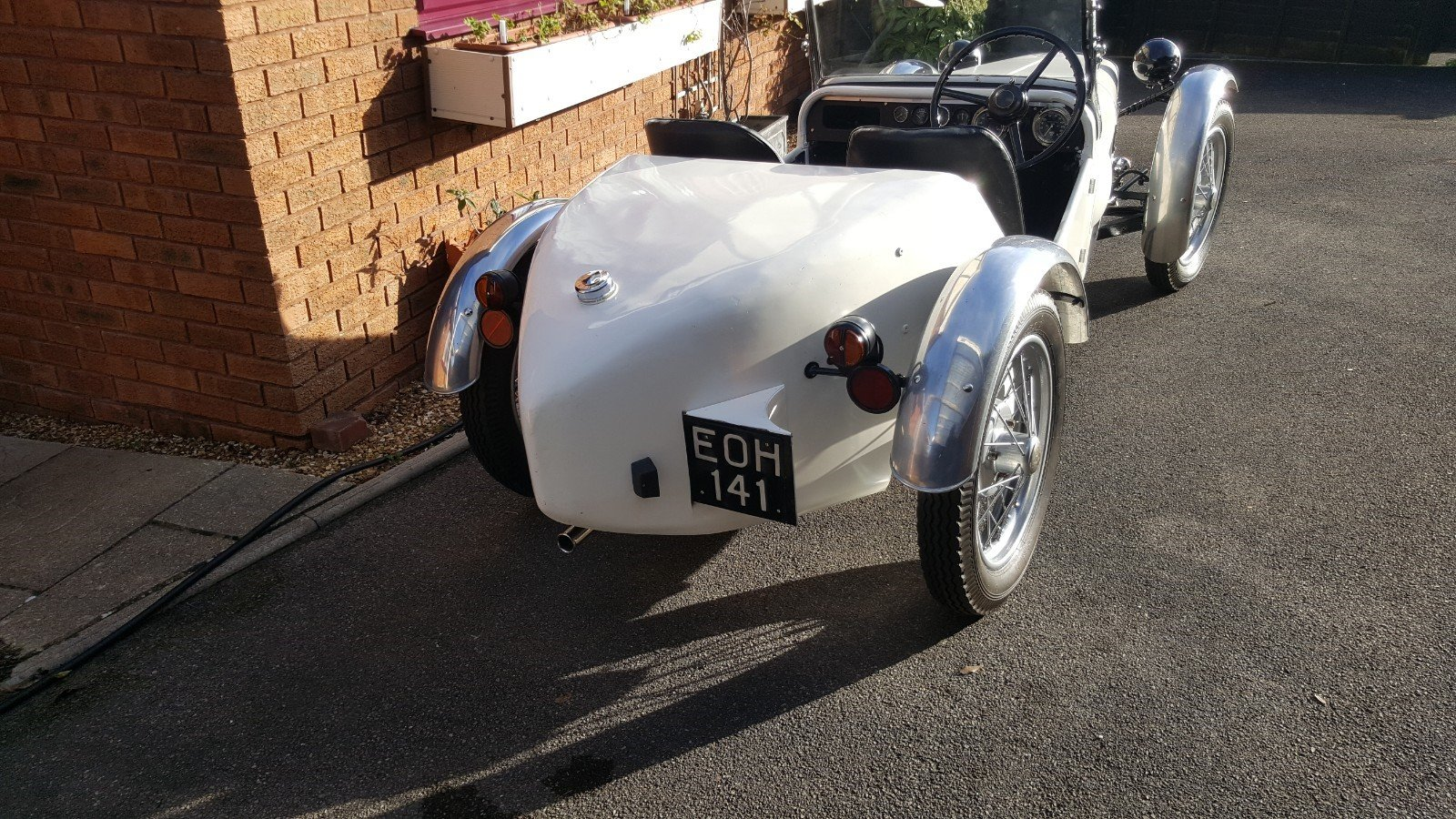 1938 2 Seater Sports Special . SOLD (picture 2 of 4)