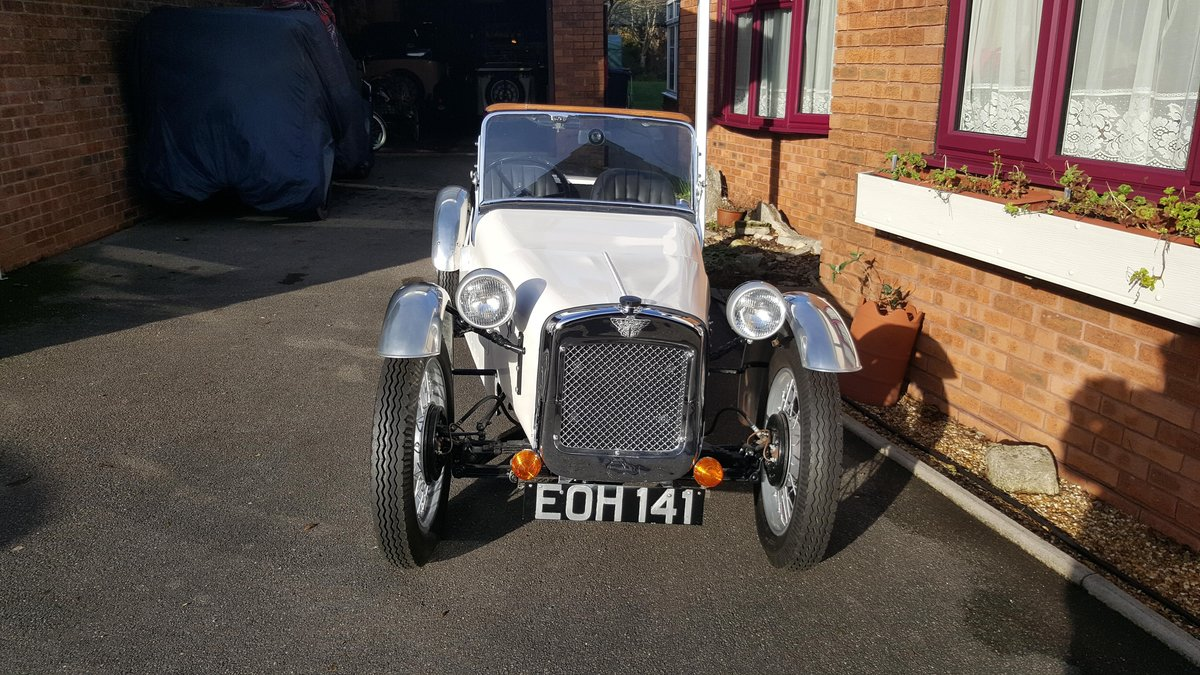 1938 2 Seater Sports Special . SOLD (picture 3 of 4)