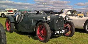 Austin seven Special sprint hill climb road car