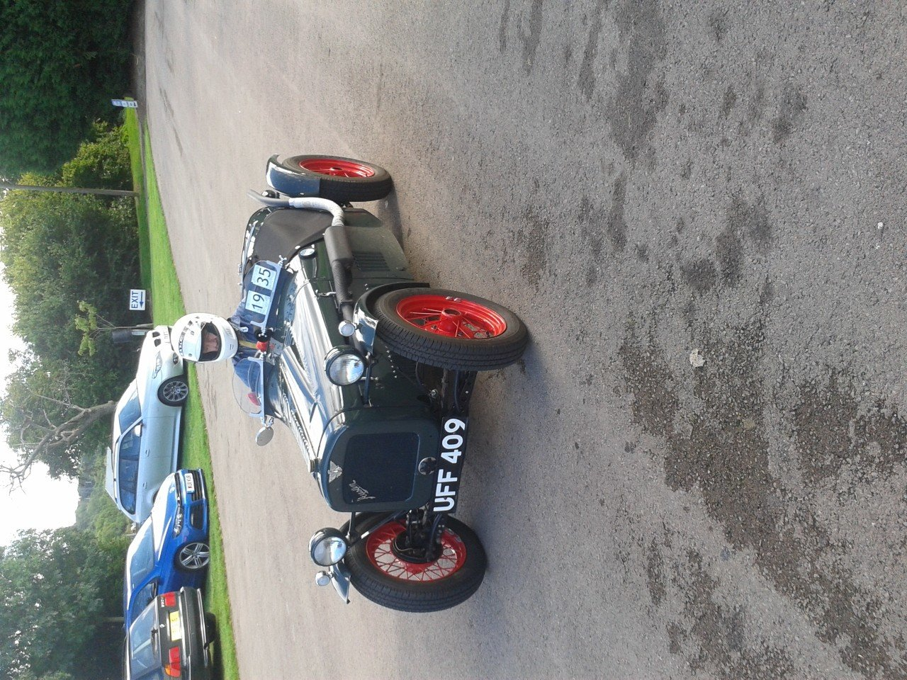 1937 Austiven Special sprint hill climb road car For Sale (picture 3 of 6)