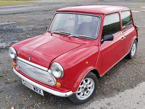 1989 Austin Mini Mayfair 998cc