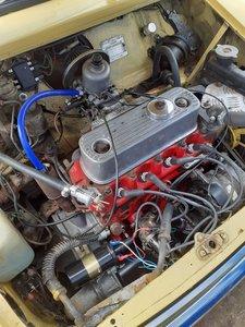 1983 Mini sprite 1275cc