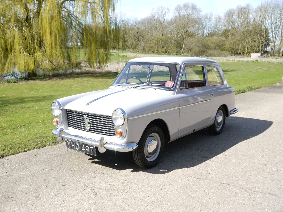 1960 Austin A40 Farina - 2 Owners, Low Miles For Sale (picture 1 of 6)
