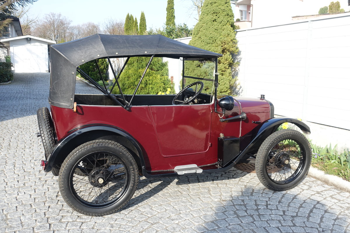 1925 Austin 7 Chummy  For Sale (picture 1 of 6)