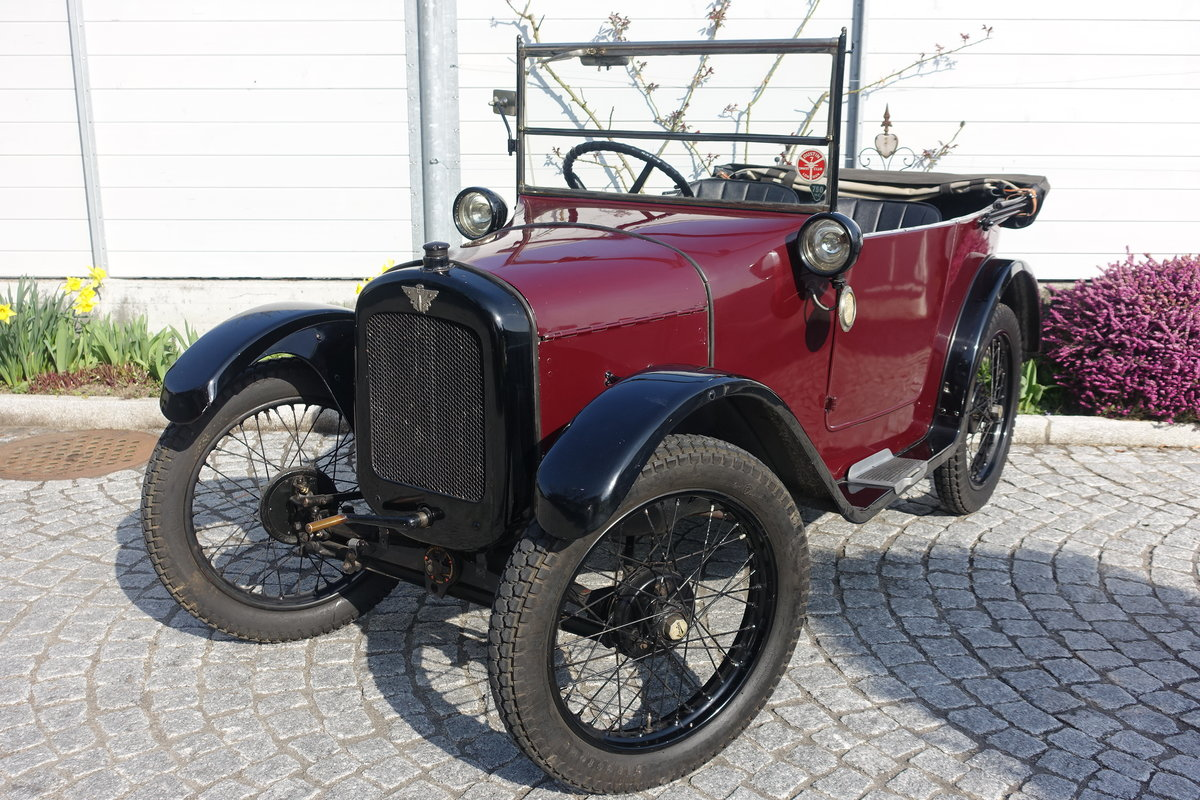 1925 Austin 7 Chummy  For Sale (picture 2 of 6)