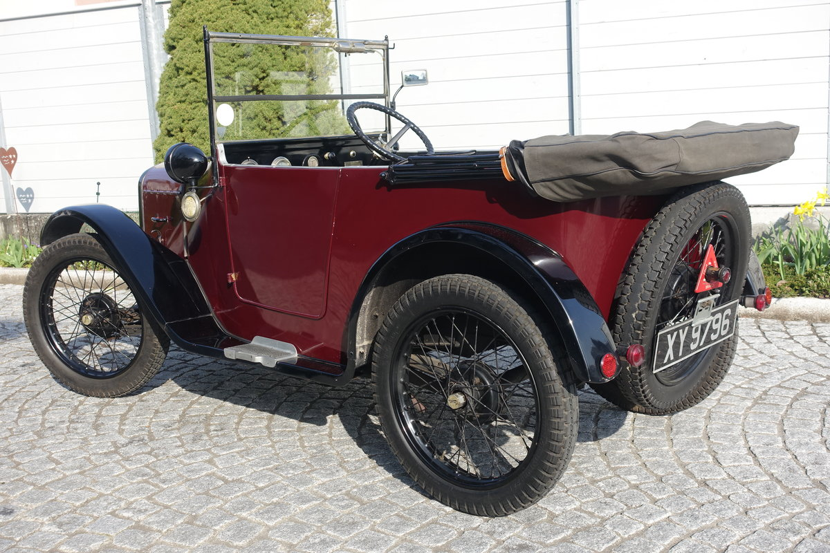1925 Austin 7 Chummy  For Sale (picture 3 of 6)