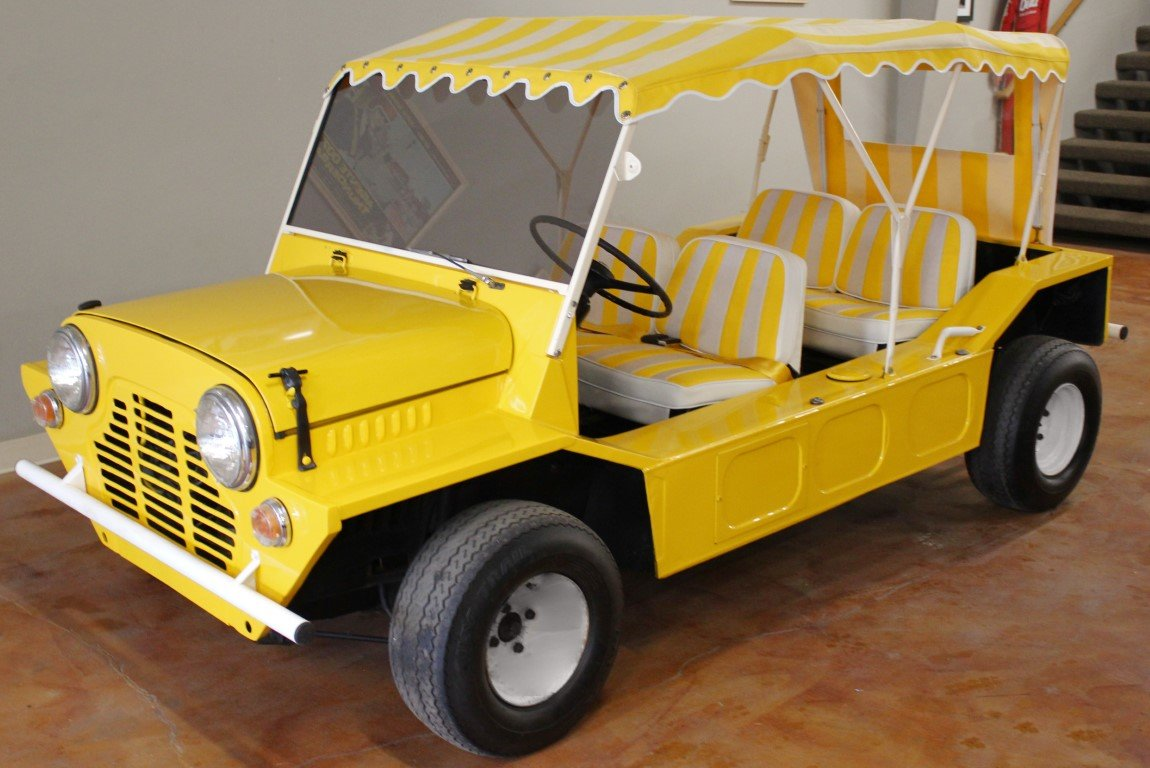1967 Austin Mini Moke For Sale by Auction (picture 1 of 6)