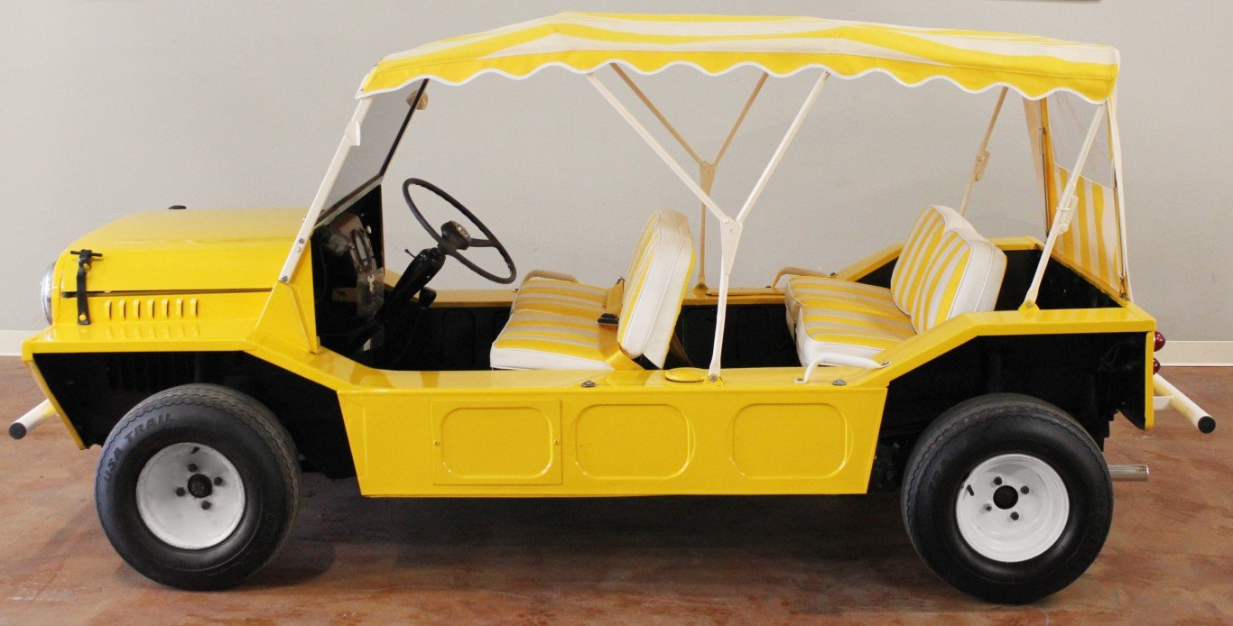 1967 Austin Mini Moke For Sale by Auction (picture 2 of 6)