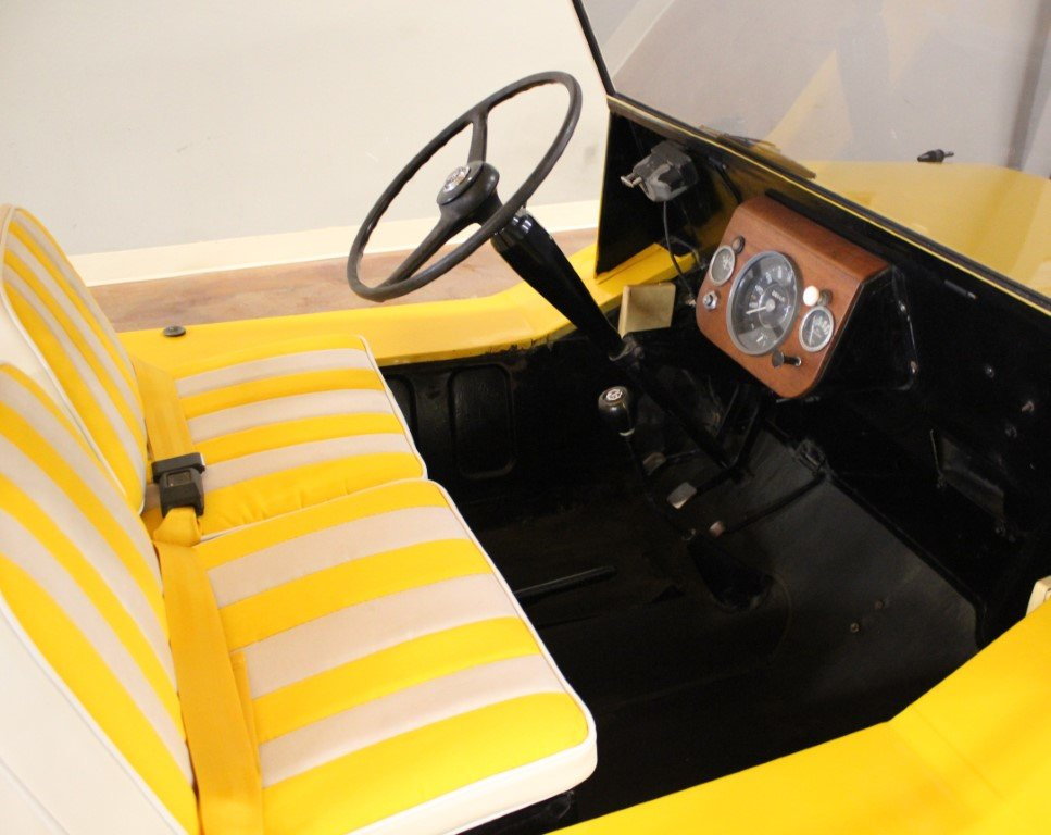 1967 Austin Mini Moke For Sale by Auction (picture 4 of 6)