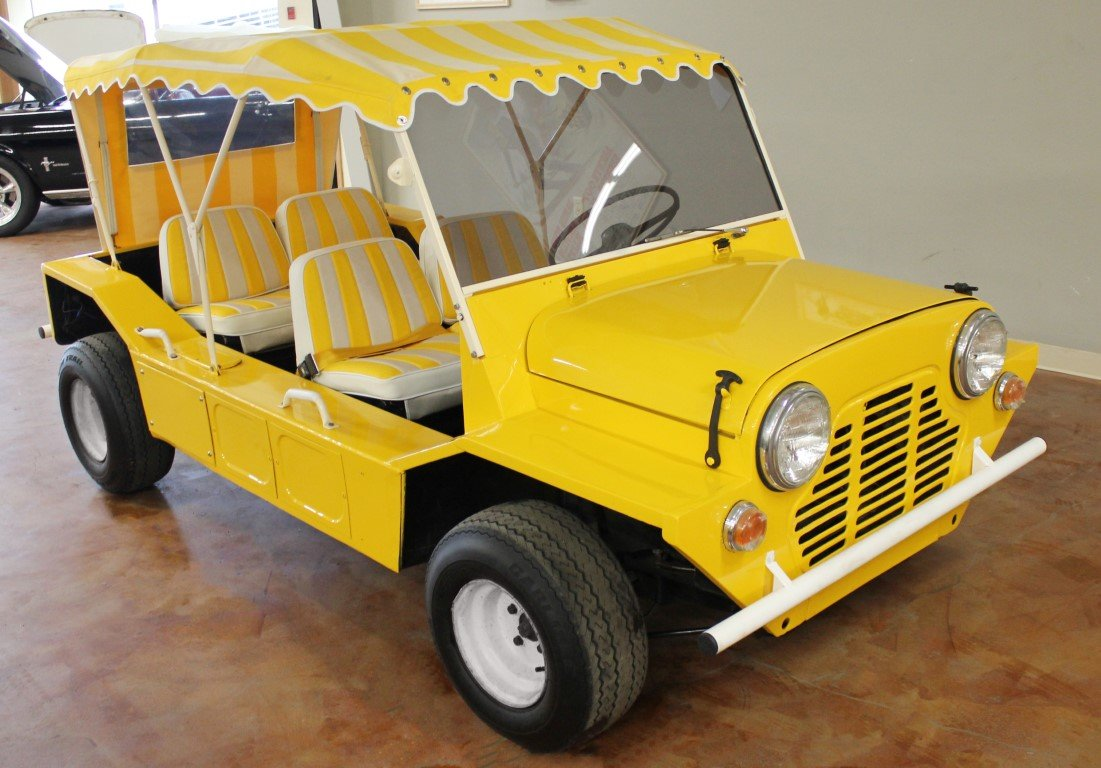 1967 Austin Mini Moke For Sale by Auction (picture 5 of 6)