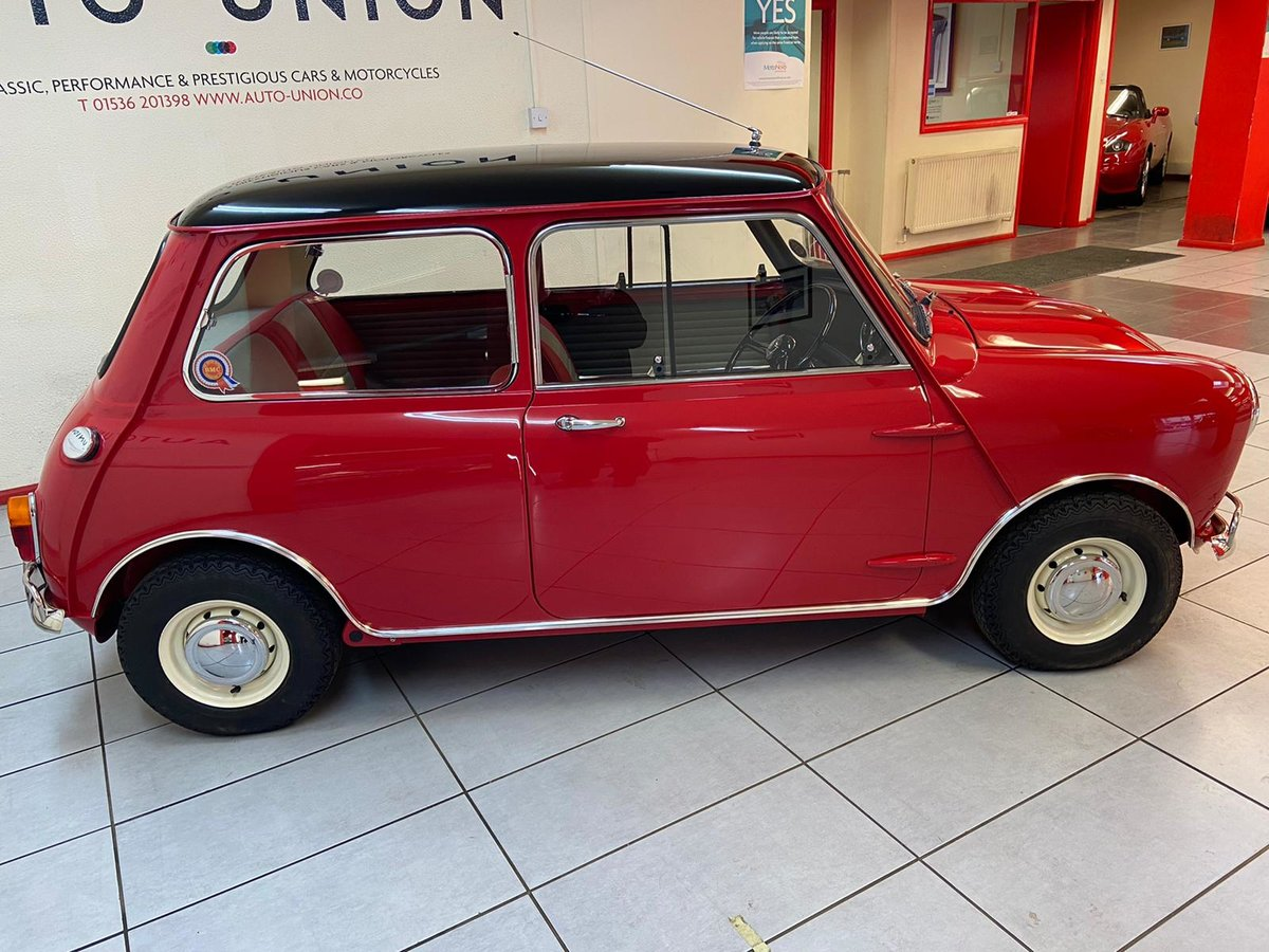 1966 MINI COOPER S MK1 For Sale (picture 3 of 6)