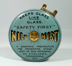 Picture of Nil-Mist Glass Cleaner Tin