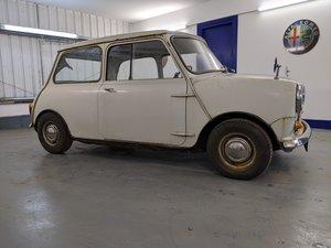 1961 Austin Mini (Project)