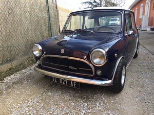 1974 Mini  INNOCENTI 1001 rust free , Beautiful !!