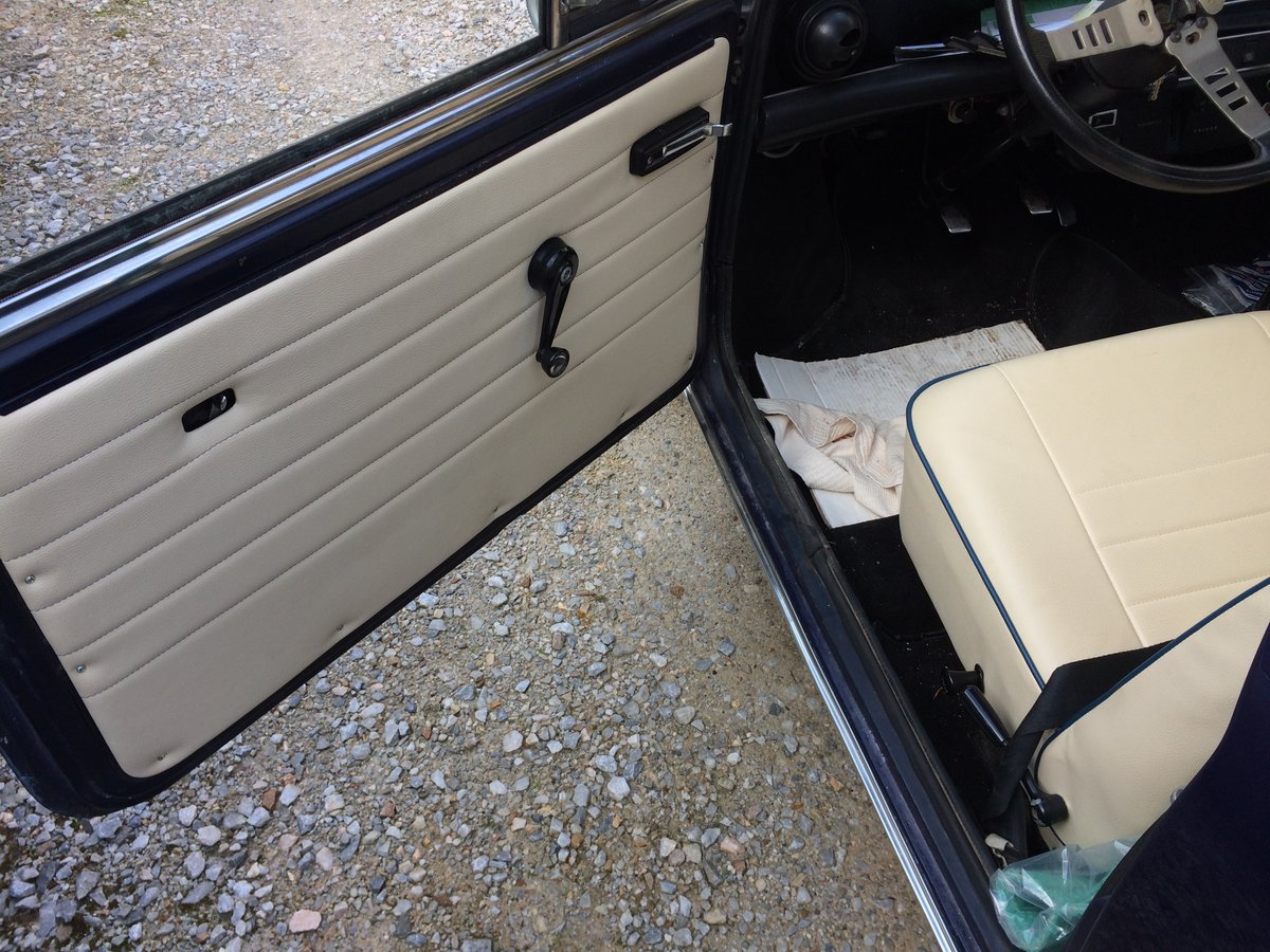 1974 Mini  INNOCENTI 1001 rust free , Beautiful !! For Sale (picture 3 of 6)