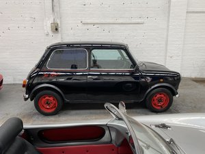 Austin Mini 998cc Jet Black Special Edition
