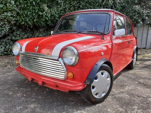 1992 ROVER MINI 1000 CITY E AUTO ~ DRY STORED 6 YRS~BARGAIN!