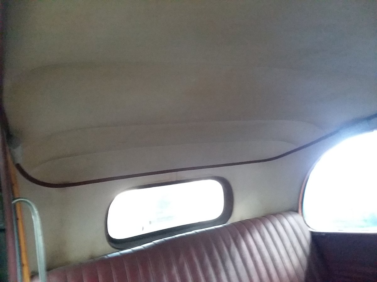 1963 Beardmore Mark 7 London Taxi Cab For Sale (picture 4 of 6)