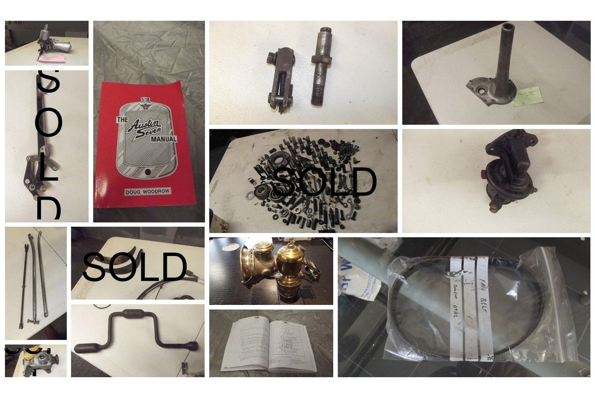 0000 AUSTIN 7 MEMORABILIA FOR SALE For Sale (picture 3 of 6)