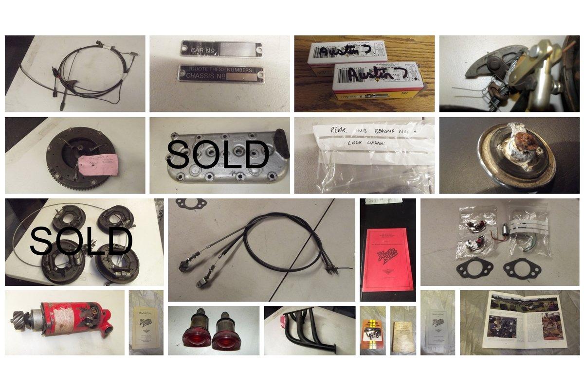 0000 AUSTIN 7 MEMORABILIA FOR SALE For Sale (picture 5 of 6)
