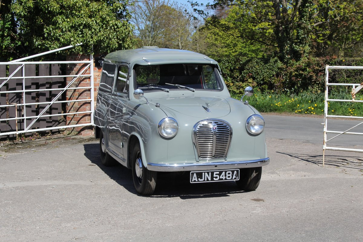 1962 Austin A35 Van, Beautifully Presented, Top class standard For Sale (picture 1 of 17)