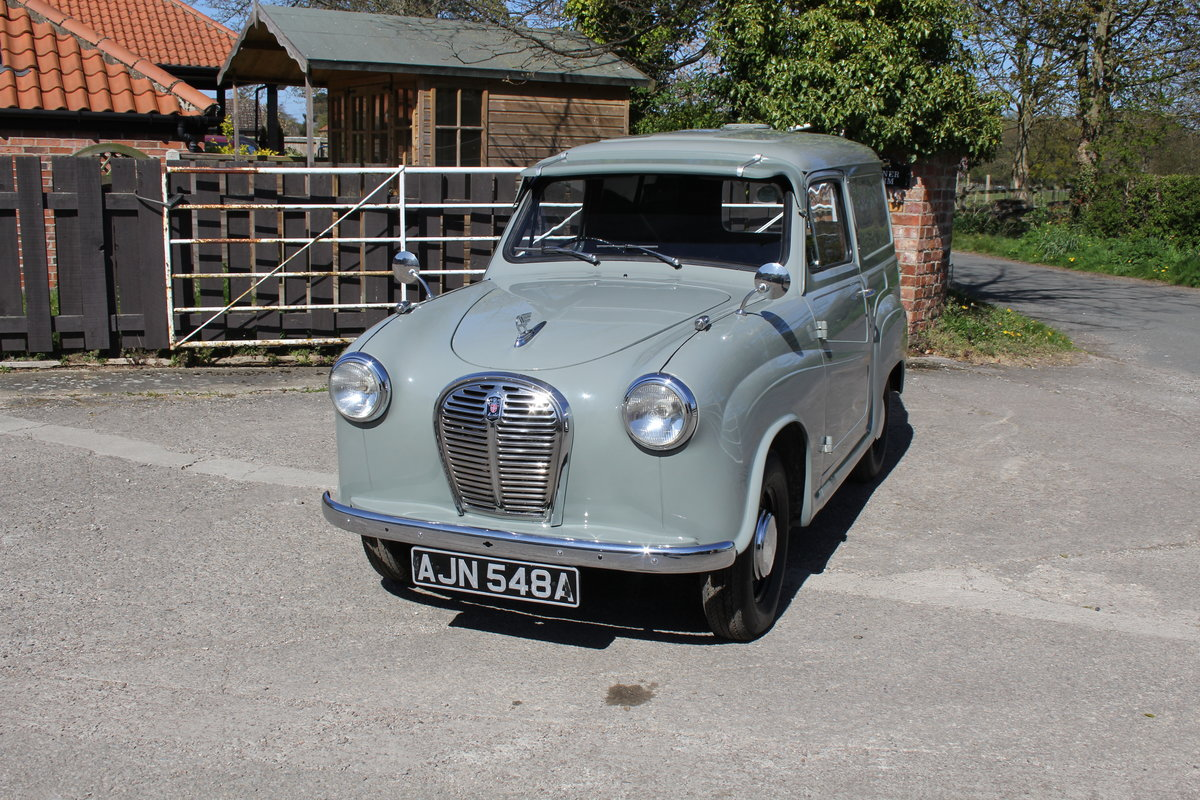 1962 Austin A35 Van, Beautifully Presented, Top class standard For Sale (picture 3 of 17)