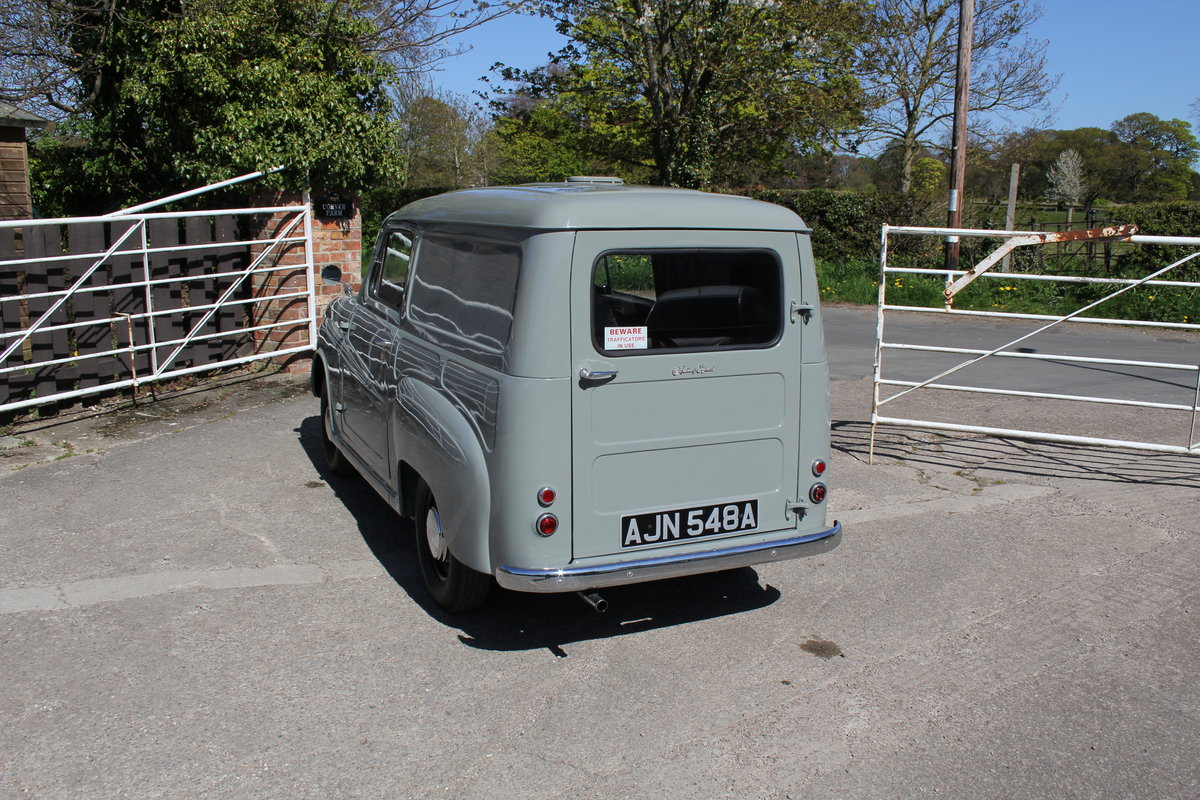 1962 Austin A35 Van, Beautifully Presented, Top class standard For Sale (picture 4 of 17)
