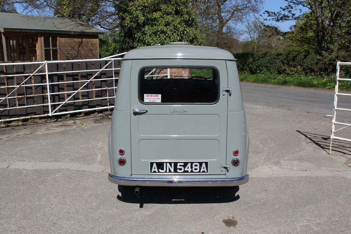 1962 Austin A35 Van, Beautifully Presented, Top class standard For Sale (picture 5 of 17)
