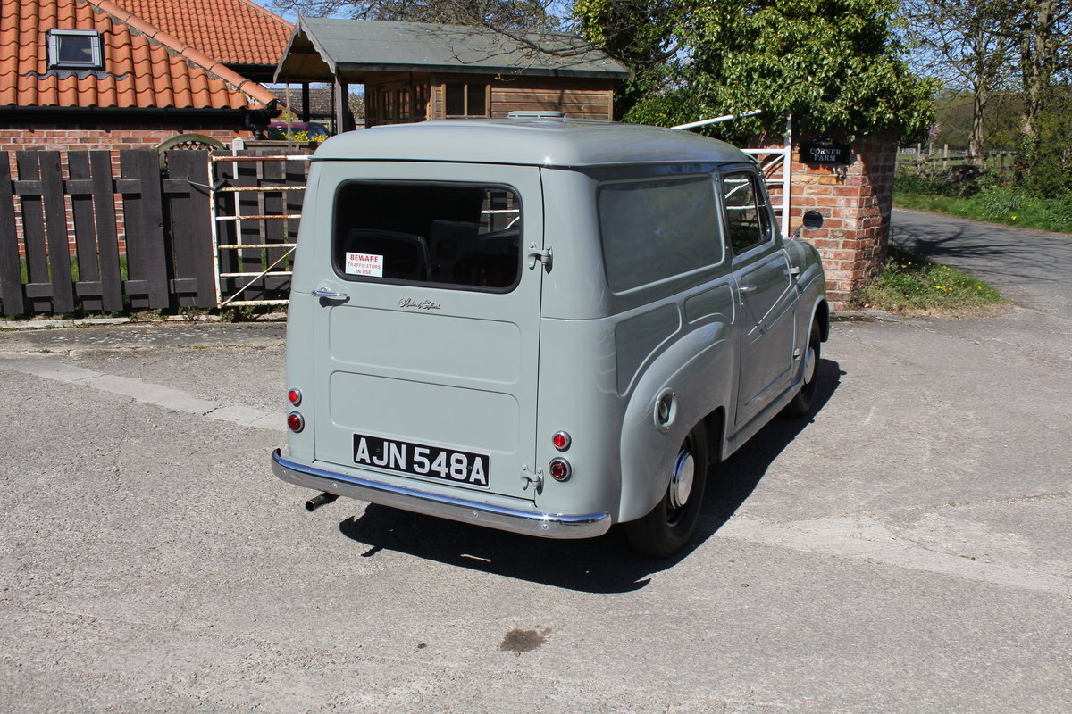 1962 Austin A35 Van, Beautifully Presented, Top class standard For Sale (picture 6 of 17)