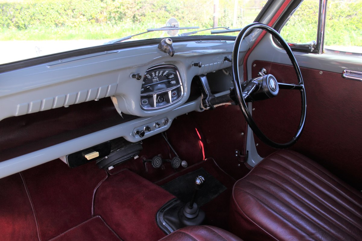 1962 Austin A35 Van, Beautifully Presented, Top class standard For Sale (picture 10 of 17)