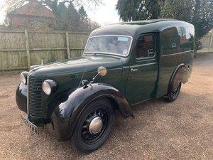 1947  Austin 10 Van GV1 Series