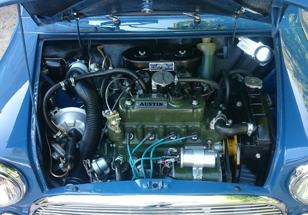 1967 Austin mini cooper s mk1 1275cc For Sale (picture 6 of 6)