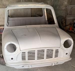 1972 Austin Mini Pickup